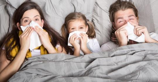 Impfung gegen saisonale Virusgrippe (Influenza)